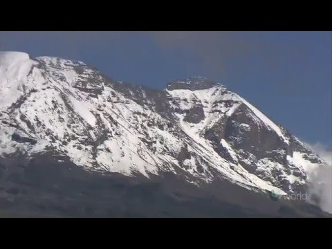 The Great Summits - Kilimanjaro (White Mountain of the Equator) HD