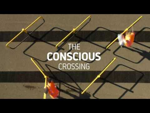 Conscious Crossing campaign