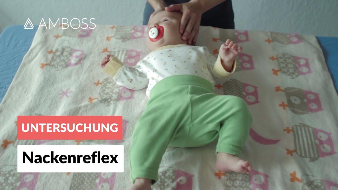 Frühkindliche Reflexe: Wie erkenne ich sie und wofür sind ...