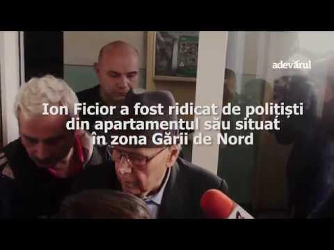 Ioan Ficior condamnat la 20 de ani închisoare