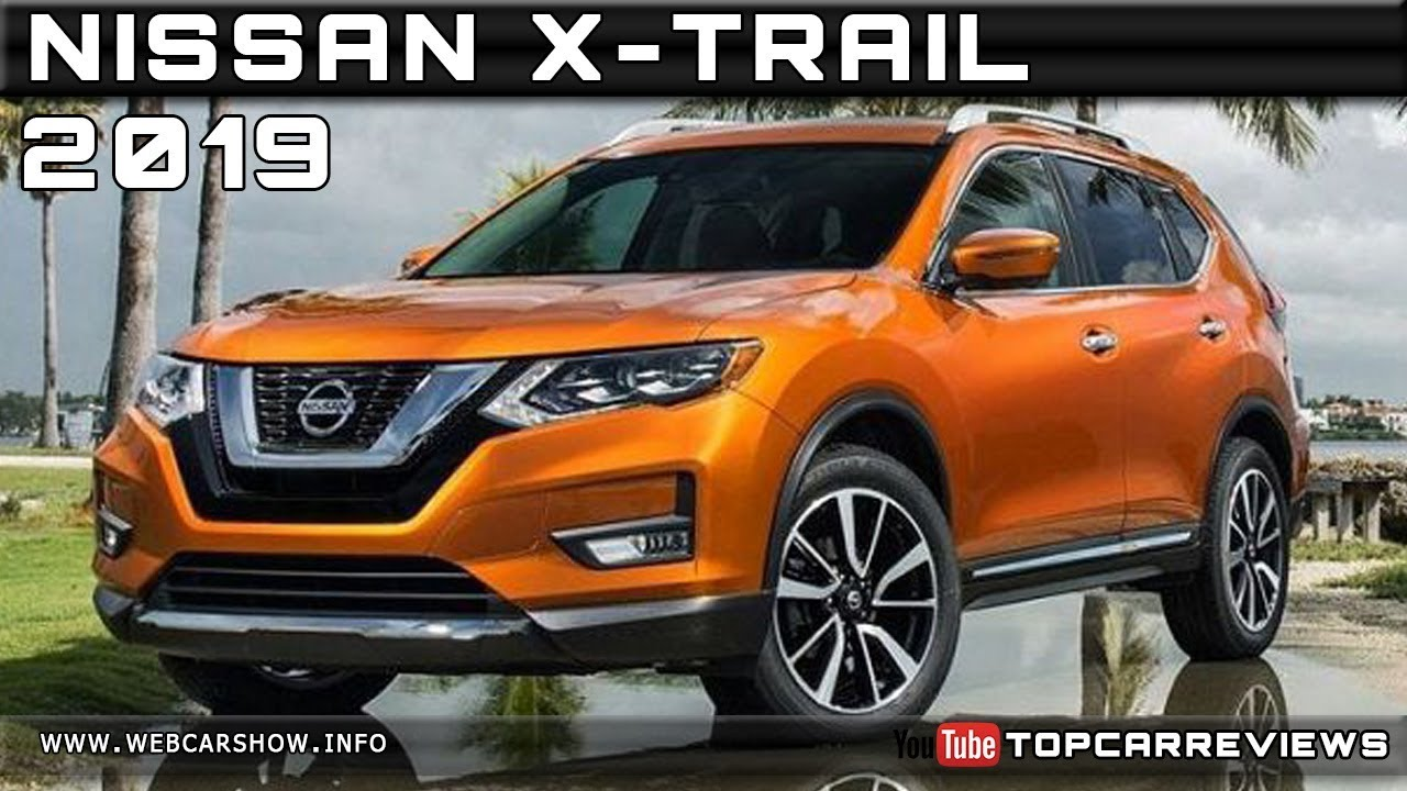 2019 nissan x trail review rendered price specs release date youtube. Black Bedroom Furniture Sets. Home Design Ideas