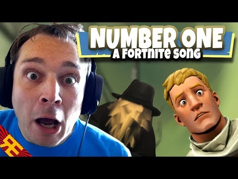 NUMBER ONE: A Fortnite Song (feat. Raymy Krumrei) [by Random Encounters]