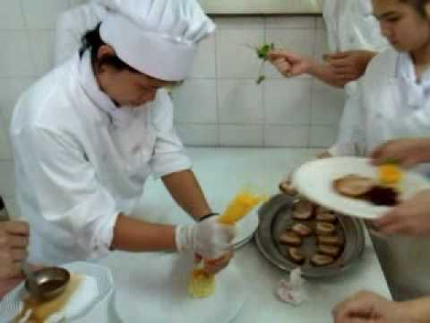 Before serve to customers ,,,By Luxor group   (^U^)