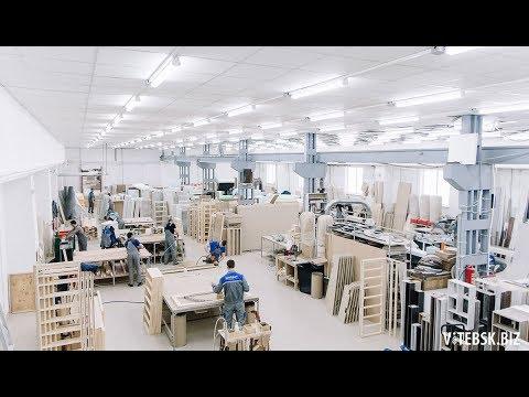 Бэкстейджмебельной фабрики «Савлуков-Мебель» / Backstage Of Upholstered Furniture Factory