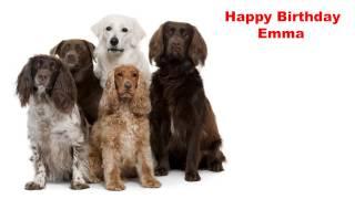 Emma - Dogs - Happy Birthday