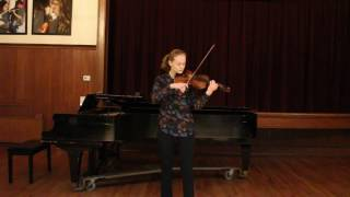 Partita No. 3 in E major, BWV 1006, II. Loure - J.S. Bach