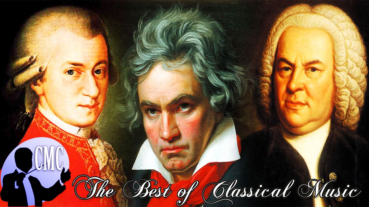 8 Hours The Best Of Classical Music Mozart, Beethoven