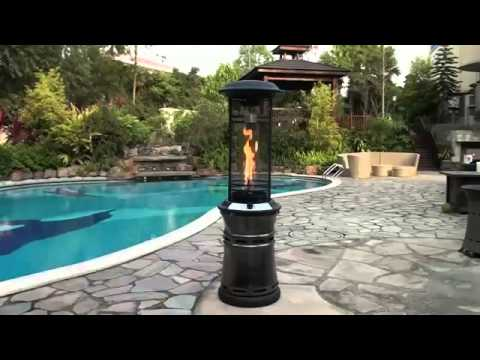 Santorini Patio Heater