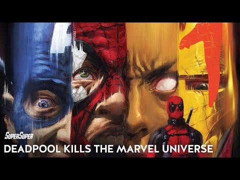 Deadpool Kills the Marvel Universe | E01 | Super Comics