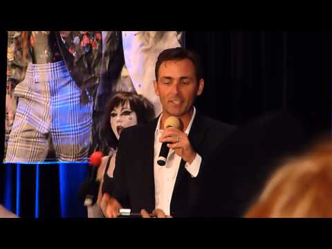 ChiCon 2012 James Patrick Stuart singing Karaoke