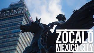 zócalo mexico city eileen aldis