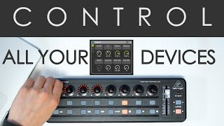 TUTORIAL: Behringer X-Touch Mini & Ableton Live