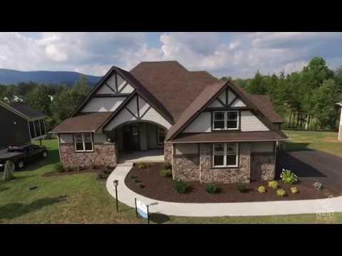 Bramante Homes Model: 5943 Westhall Dr, Crozet, VA 22932
