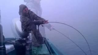 Team Bomba Pirates terzo gigante tra la nebbia