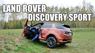 Land Rover Discovery Sport 2020 (ENG) - Test Drive and Review