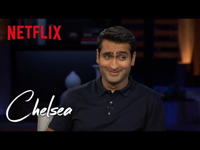 Kumail Nanjiani Explains Pakistani Culture (Full Interview)   Chelsea   Netflix
