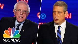 'I Wrote The Damn Bill!' Sanders Claps Back At Ryan Over Health Care | NBC News