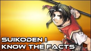 Suikoden I - Know the Facts!