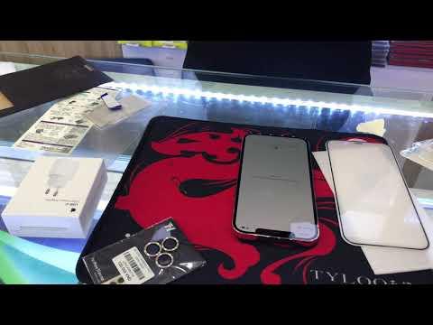Đập hộp iPhone 12 Pro Max 512GB