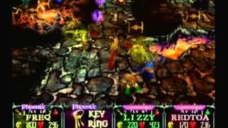 Gauntlet: Dark Legacy Review (Gamecube)
