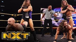The BroserWeights vs. Grizzled Young Veterans – Dusty Rhodes Classic Final: WWE NXT, Jan. 29, 2020