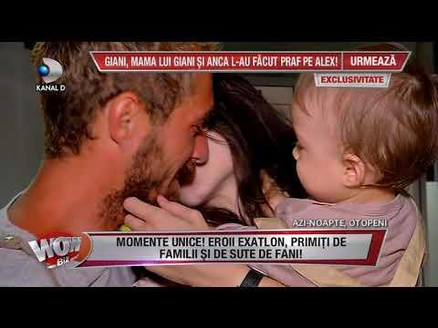 WOWBIZ (28.05.2018) - Cum a reactionat fetita lui Vladimir la vederea FAIMOSULUI? Partea 3