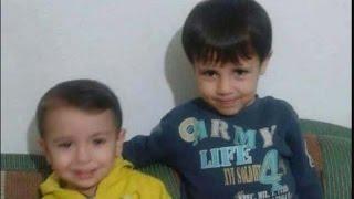 WARNING: Disturbing images: Drowned Syrian boy
