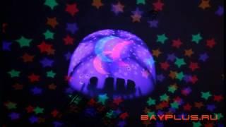 Ночник проектор звёздное небо черепаха музыкальная(, 2015-11-19T14:17:48.000Z)