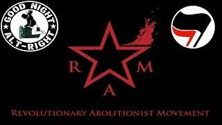 Antifa Evolves into RAM - Revolutionary Abolitionist Movement