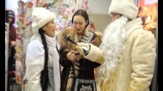 "Новогодний выпуск передачи ""Кердум ини"""