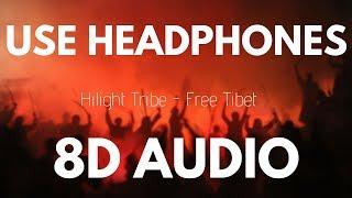 [PSYTRANCE] Hilight Tribe - Free Tibet (Vini Vinci remix)  | 8D AUDIO thumbnail