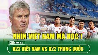 U22 Việt Nam vs U22 Trung Quốc - CĐV trỉ trích dữ dội đội nhà, người Việt Nam lạc quan