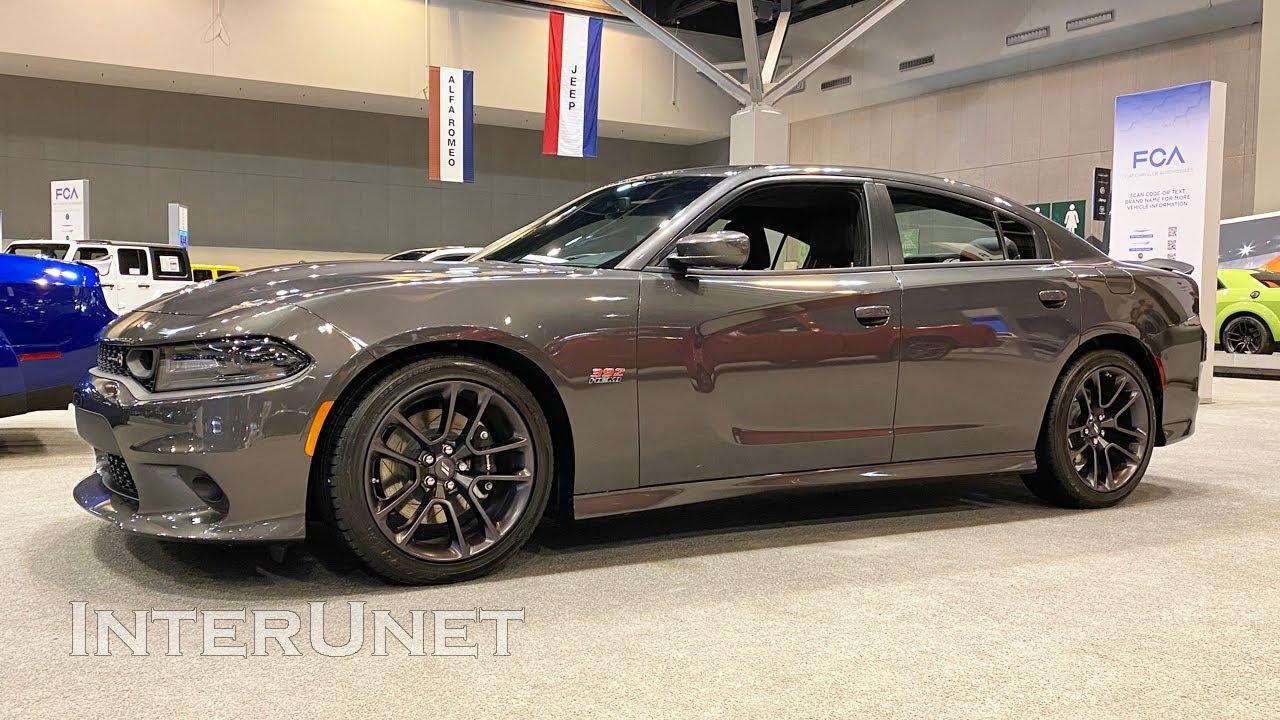 2020 Dodge Charger R T Scat Pack With 6 4l V8 Srt Hemi Mds Engine Youtube