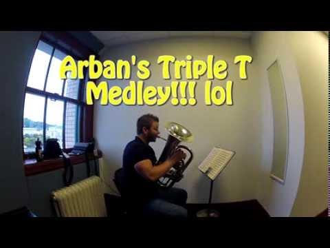 EUPHONIUM Vlog 5 // HOT AS S***!!! // ALGIRDAS MATONIS