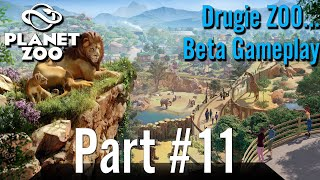 Beta GamePlay - Planet ZOO (Drugie Zoo...) Part #11