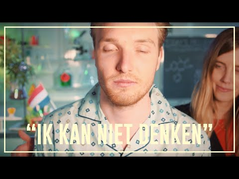 Bastiaan is knocked out by Temazepam | Drugslab