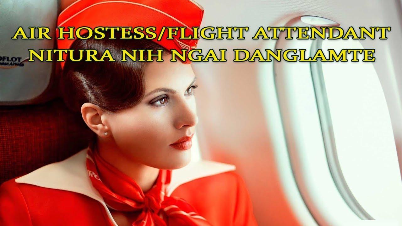 Download Air Hostess/Flight Attendant nitur a nih ngai danglamte