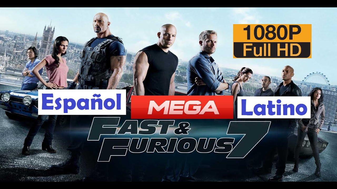 Descargar Rapido Y Furioso 7 Español Latino Hd Mega Youtube