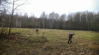 Разведка лесных полян и поиск в неизвестной деревушке #205