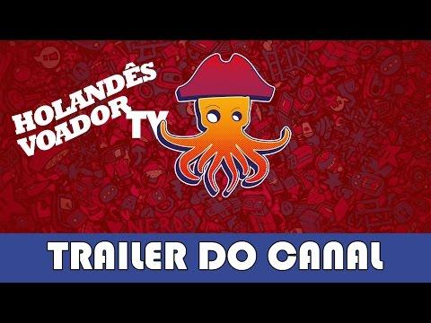 Trailer do filme O Holandês Voador