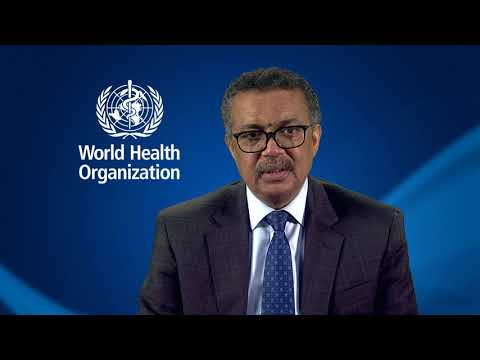WHO: Director-General Dr Tedros message for World TB Day 2018