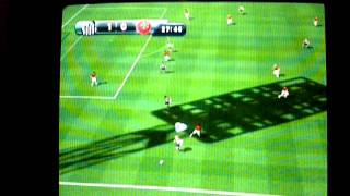 FIFA 12 wii manager mode gameplay