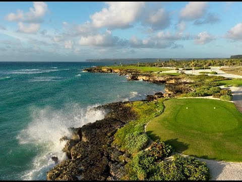 Golf Punta Cana Promo Video 2013