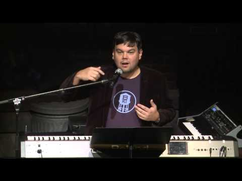 On songwriting: Bobby Lopez at TEDxBroadway