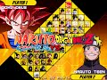 Dragon Ball Z vs Naruto Mugen Edition 1.0 by Ristar87