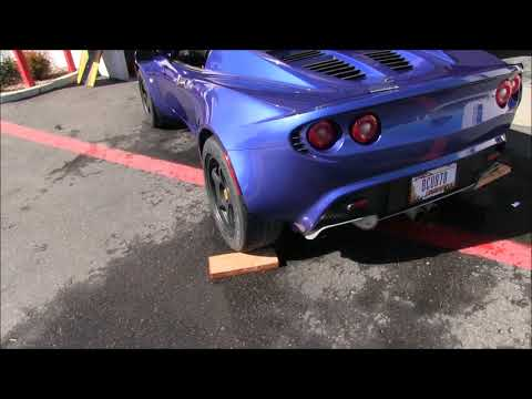 Can you repair the Fiberglass on this 2005 Lotus Elise ?