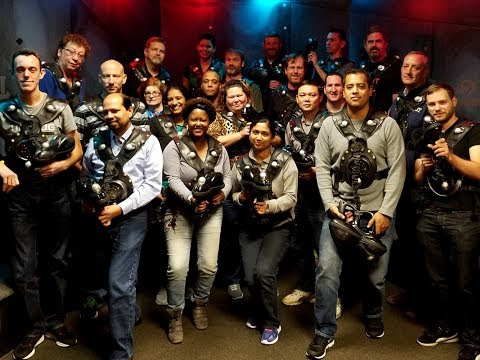 Shadowland Team Building Outings