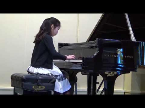Etude in C Major  H. Lemoine  Grade 6 RCM  -   AMADEUS MUSIC ACADEMY-  Nick Sergienko's  Piano Class