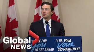 Canada Election: Conservatives respond to Liberal platform