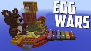 ¡¡NUEVO MAPA DE JUGUETES!! - Egg Wars Minecraft